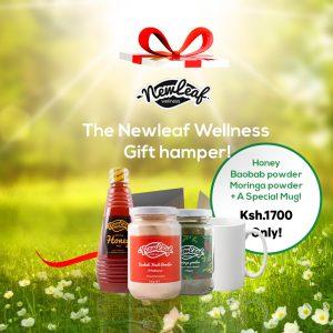Newleaf Wellness Gift Hamper